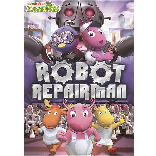 The Backyardigans: Robot Repairman (Full Frame)