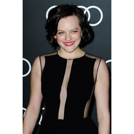 Elisabeth Moss At Arrivals For Audi Celebrates Golden Globes Weekend 2014 CecconiS Los Angeles Ca January 9 2014 Photo By Sara CozolinoEverett Collection Celebrity