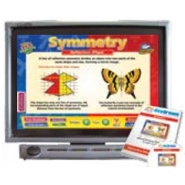 Daydream Education DD-MA-5-39 Symmetry Interactive Software , Single User