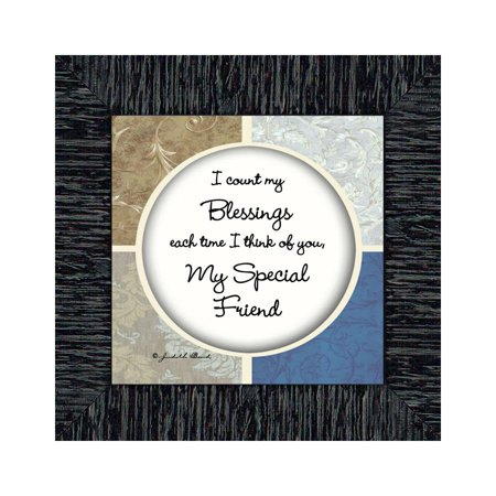 A Friend Like You, Friendship Gifts, Picture Frame for Best Friend, 6x6