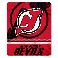 """NHL New Jersey Devils 50"""" x 60"""" Fleece"""