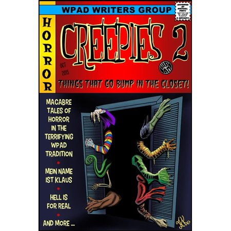 Creepy Halloween Things (Creepies 2: Things That go Bump in the Closet -)