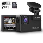 Best Dash Cam Duals - Dual Lens Car Dash Camera - AKASO 2K Review