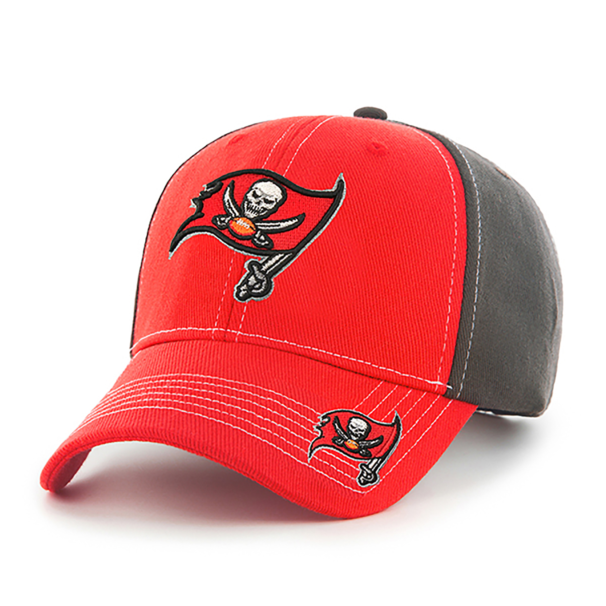 NFL Tampa Bay Buccaneers Mass Revolver Cap - Fan Favorite