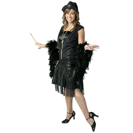 Black Jazz Flapper Costume](All That Jazz Costumes)
