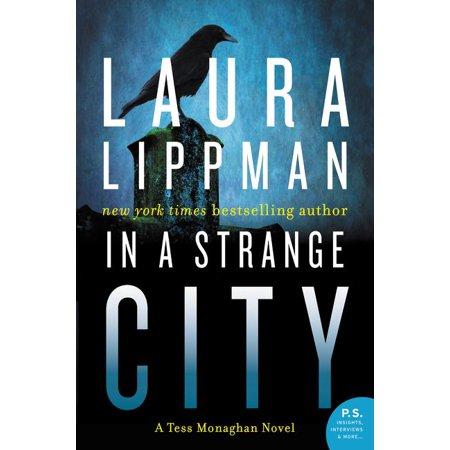 Strange Cover - In a Strange City