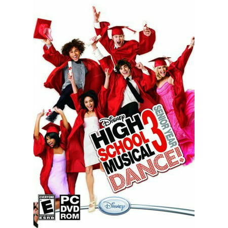 Disney High School Musical 3 Senior Year Dance- XSDP -0702700000000 - A music game based on the Disney Channel all three High School Musical movies. This game extends the movie experience by offe (All Halloween Movies On Disney Channel)
