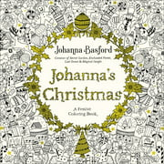 Penguin Books-Johanna's Christmas Coloring Book