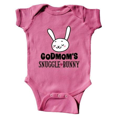 8b9548109 Inktastic - Godmother Snuggle Bunny Easter Gift Infant Creeper - Walmart.com