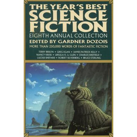 The Year's Best Science Fiction: Eighth Annual Collection - (Best Fiction For Women)