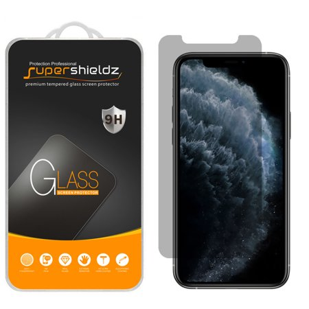 [2-Pack] Supershieldz for Apple iPhone X / XS (5.8
