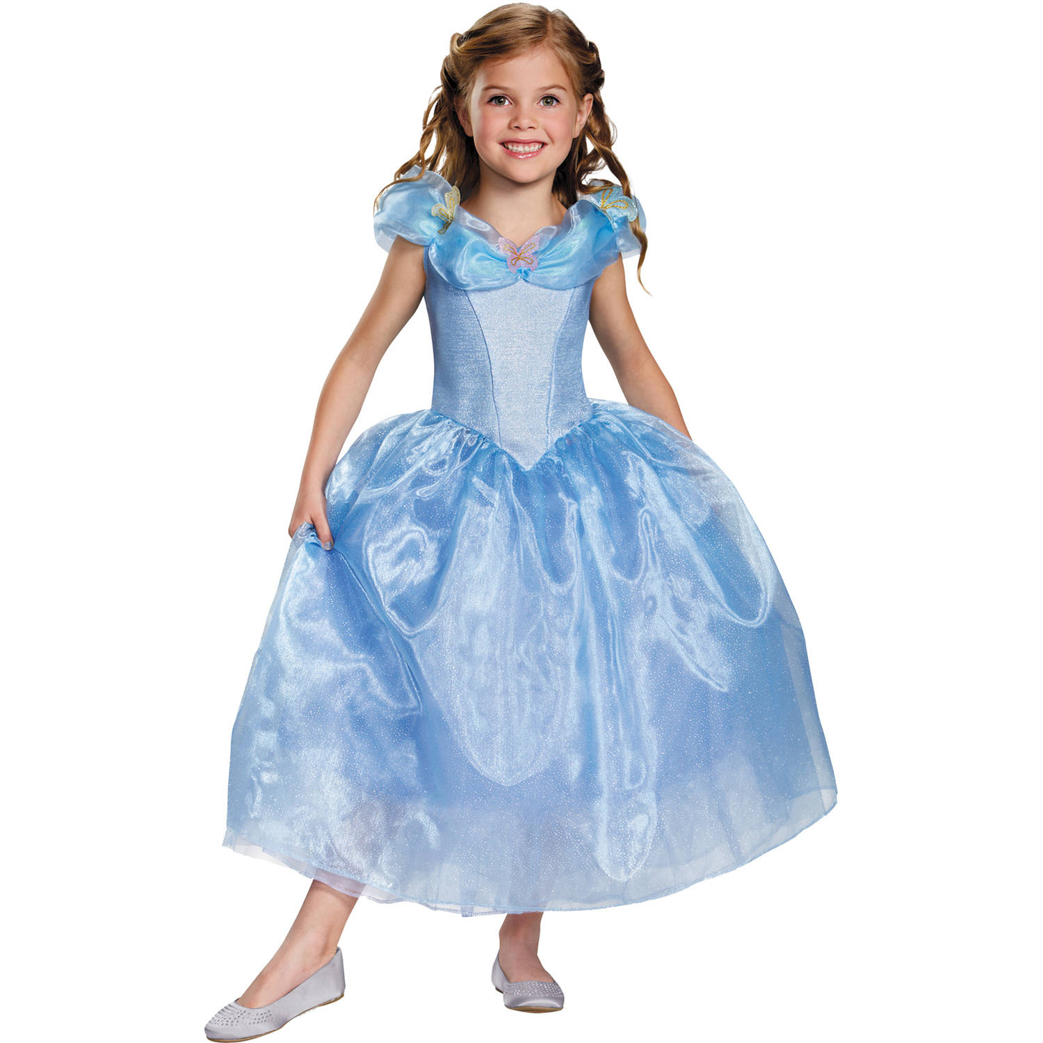 Cinderella Movie Deluxe Child Halloween Costume