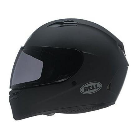 Bell Qualifier Street Helmet (Solid Matte Black, Medium) (Solid Chips Matte)