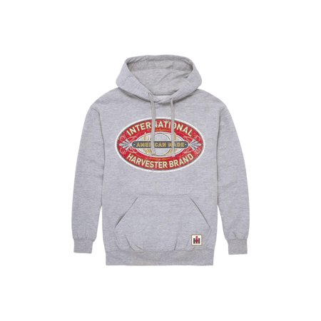 Classic International Harvester Oval - Adult Pullover Hood
