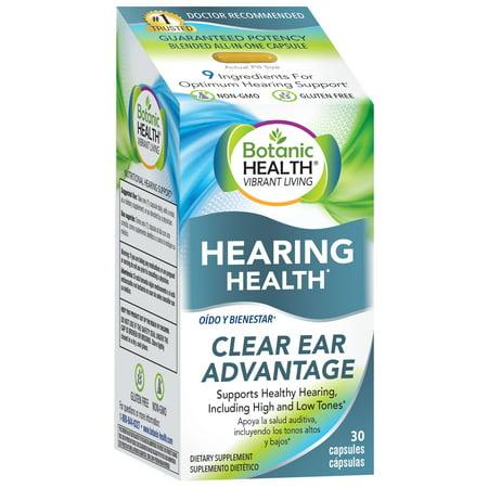 Botanic Health Effacer Advantage Ear, 90 Ct