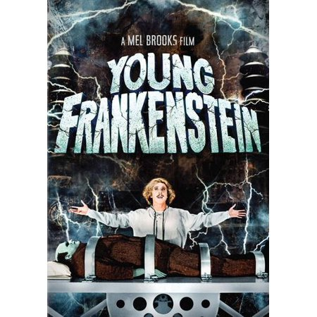 Young Frankenstein (Other) - Frankenstein Halloween Pumpkin