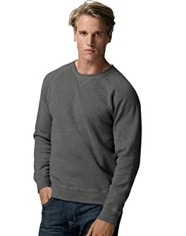 Big Men's Nano Premium Soft Lightweight Fleece Sweatshirt