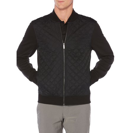 Marc New York Quilted Jacket - Quilted Woven Jacket