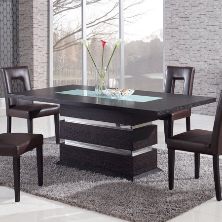 Global furniture bar table wenge - Table basse bar wenge ...
