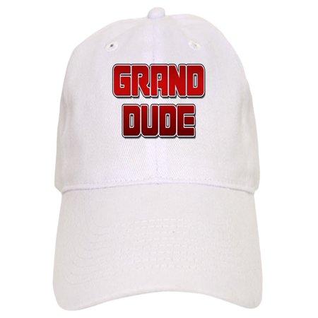 CafePress - Grand Dude - Printed Adjustable Baseball Cap