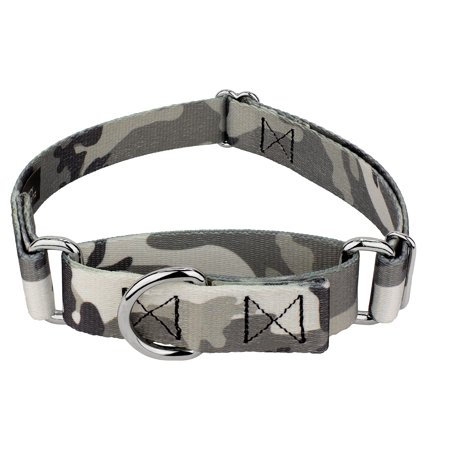 Country Brook Petz Urban Camo Martingale Dog Collar