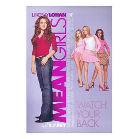 Posterazzi MOV205207 Mean Girls Movie Poster - 11 x 17 in