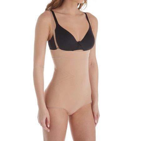 593feef8adc Leonisa - Women s Leonisa 012728M SkinFuse Invisible High Waist Shaper Brief  - Walmart.com