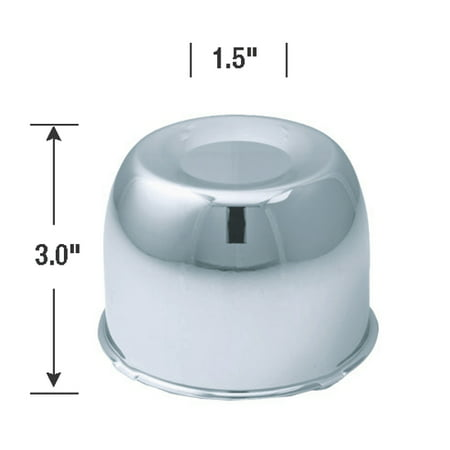 Gorilla HC202STA Wheel Center Cap 4-1/4