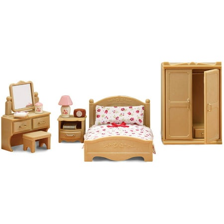 International Playthings Calico Critters Parents' Bedroom