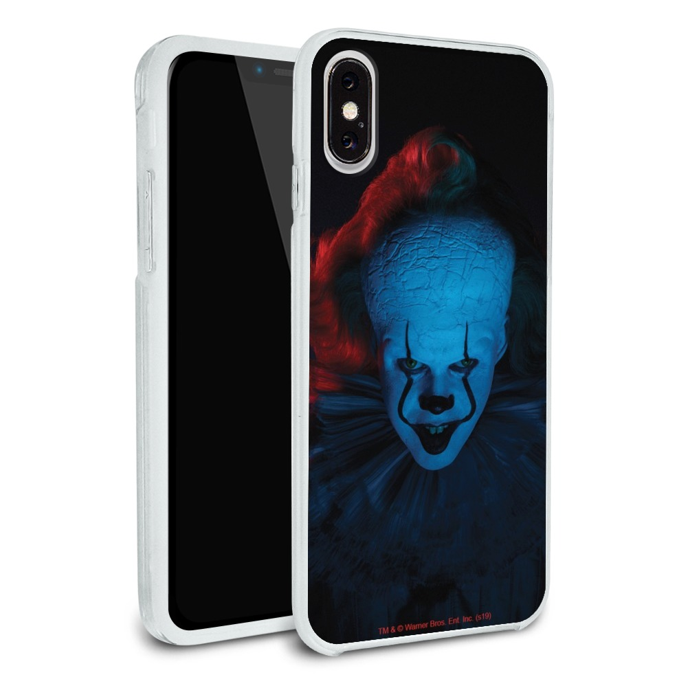 IT: Chapter 2 Blue Pennywise Protective Slim Fit Hybrid Rubber