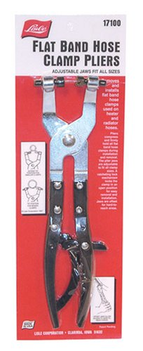 Lisle 17100 Adjustable Hose Clamp Plier by Lisle