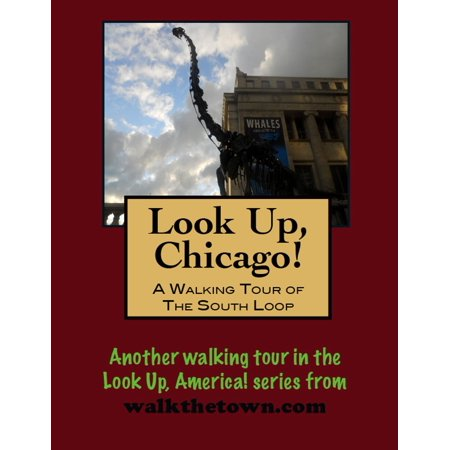Look Up, Chicago! A Walking Tour of The Loop (South End) -