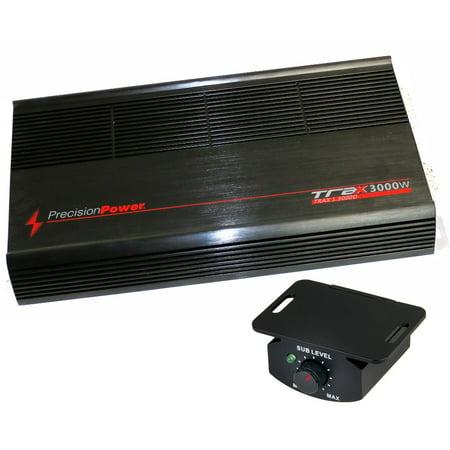 Precision Power TRAX13000D 3000w Car Amp (Precision Power Ppi)