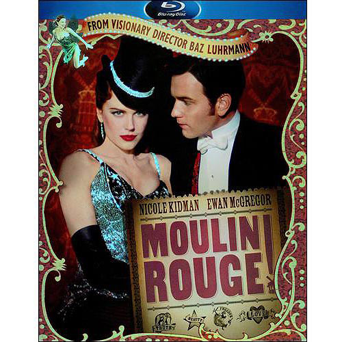 Moulin Rouge (Blu-ray) (Widescreen)