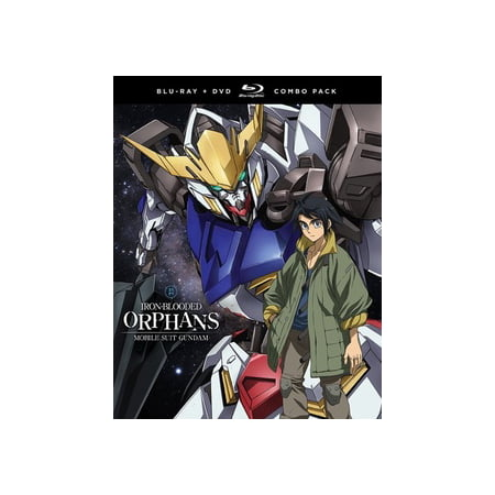 Mobile Suit Gundam: Iron-Blooded Orphans Season One, Part One