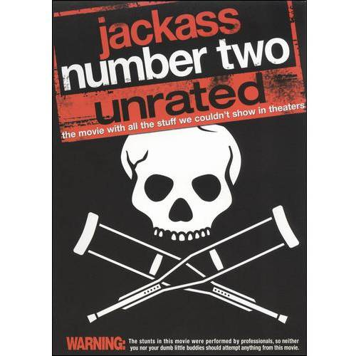 Jackass 2 The Movie [dvd] [ws/ur/dol Eng 5.1/eng/span] (paramount Home Video)