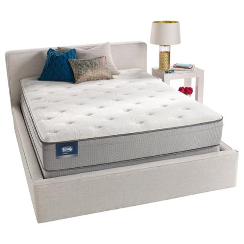 Simmons BeautySleep Kenosha Plush Full-size Mattress Set Standard Set