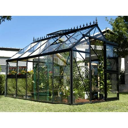 Janssens Junior Victorian 7.75 x 12.5-Foot Greenhouse Kit