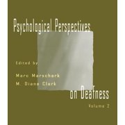 Psychological Perspectives on Deafness - eBook