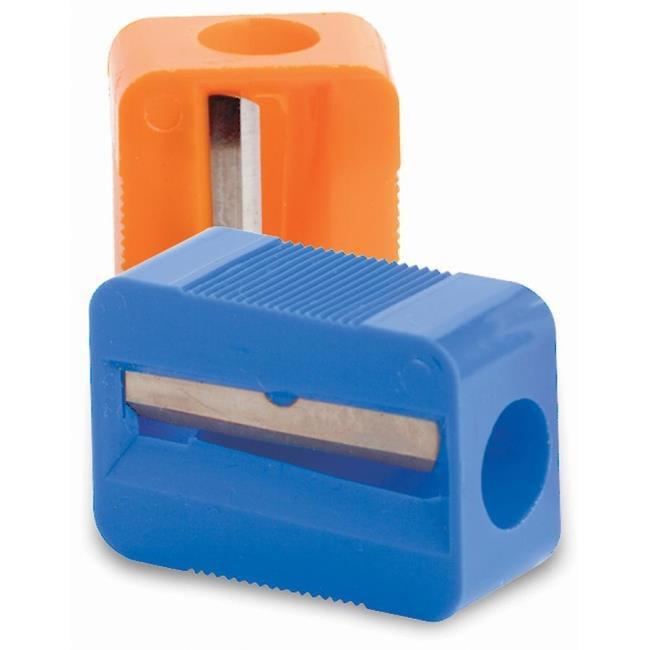 Plastic Pencil Sharpener - Assorted Color