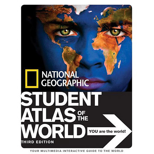National Geographic Student Atlas of the World