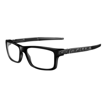 6f6d8672db Oakley Currency OX8026 01 54mm Unisex Rectangular Eyeglasses - Walmart.com