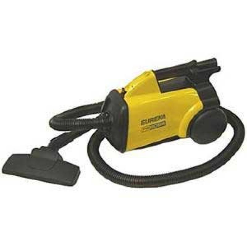 Eureka Vac, Canister Mighty Mite Vacuum 12a Yellow/black