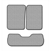 Averys Floor Mats 975-718 Custom-Fit Nylon Carpeted Floor Mats For 1992-1994 Chevrolet Blazer, Gray, 3 Piece Set