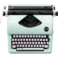 We R Typecast Typewriter Mint