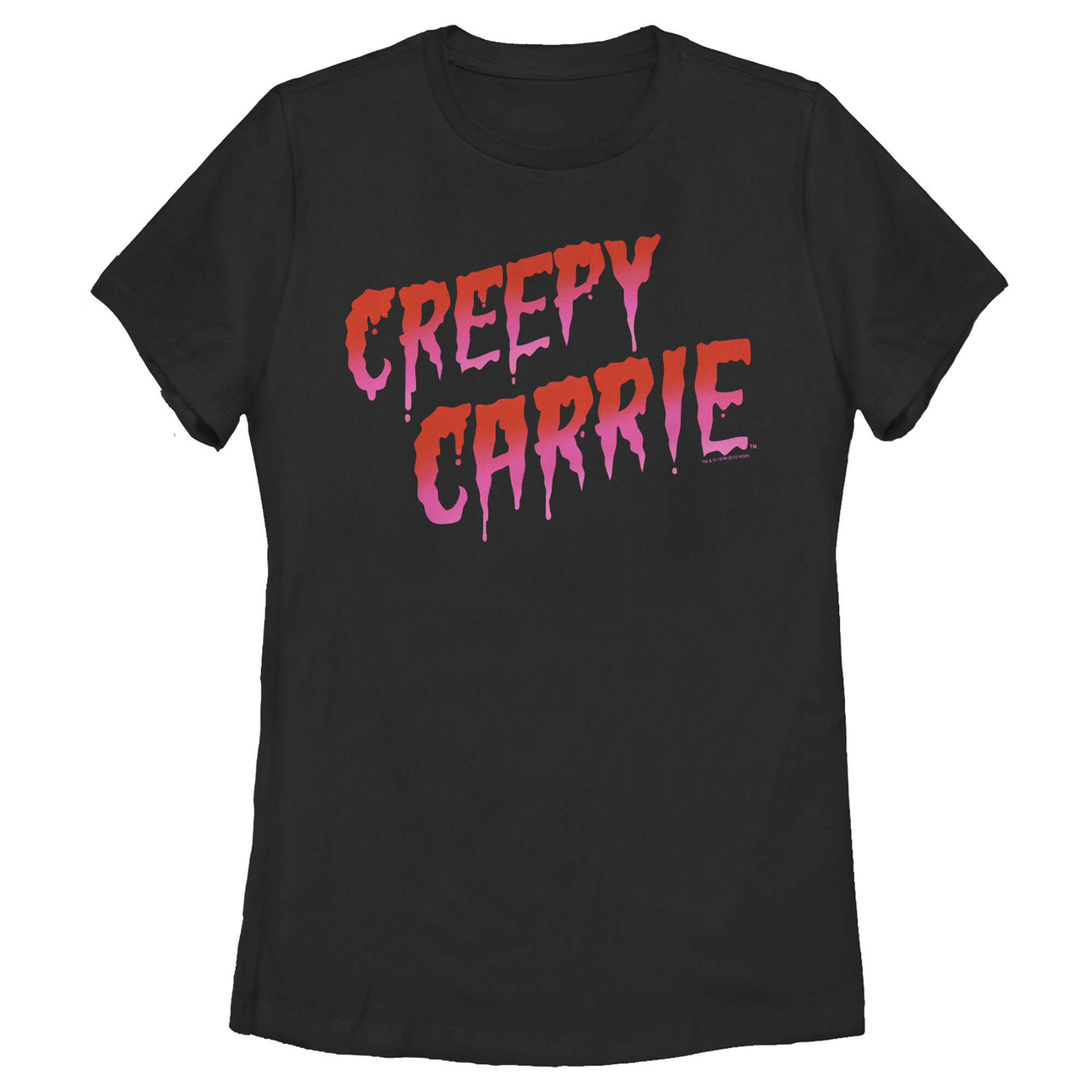 Carrie - Women's Carrie Creepy Nickname T-Shirt - Walmart ...