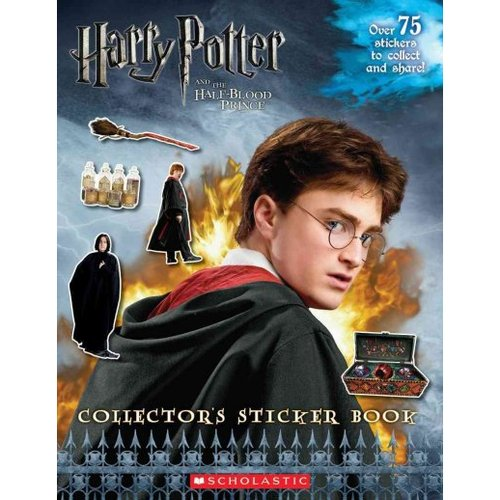Harry Potter and the Half-Blood Prince Collector's Sticker Book