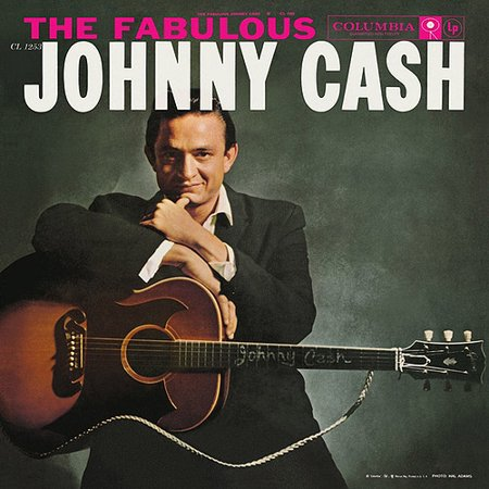Fabulous Johnny Cash  Mono   Vinyl
