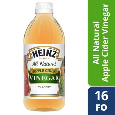 Heinz All Natural Apple Cider Vinegar 16 fl. oz. Bottle
