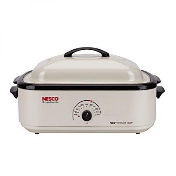 Nesco 1.5 Cu. Ft. Nonstick Roaster Oven